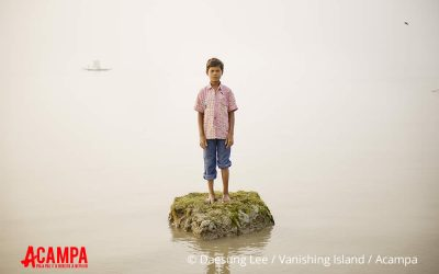 La isla que desaparece