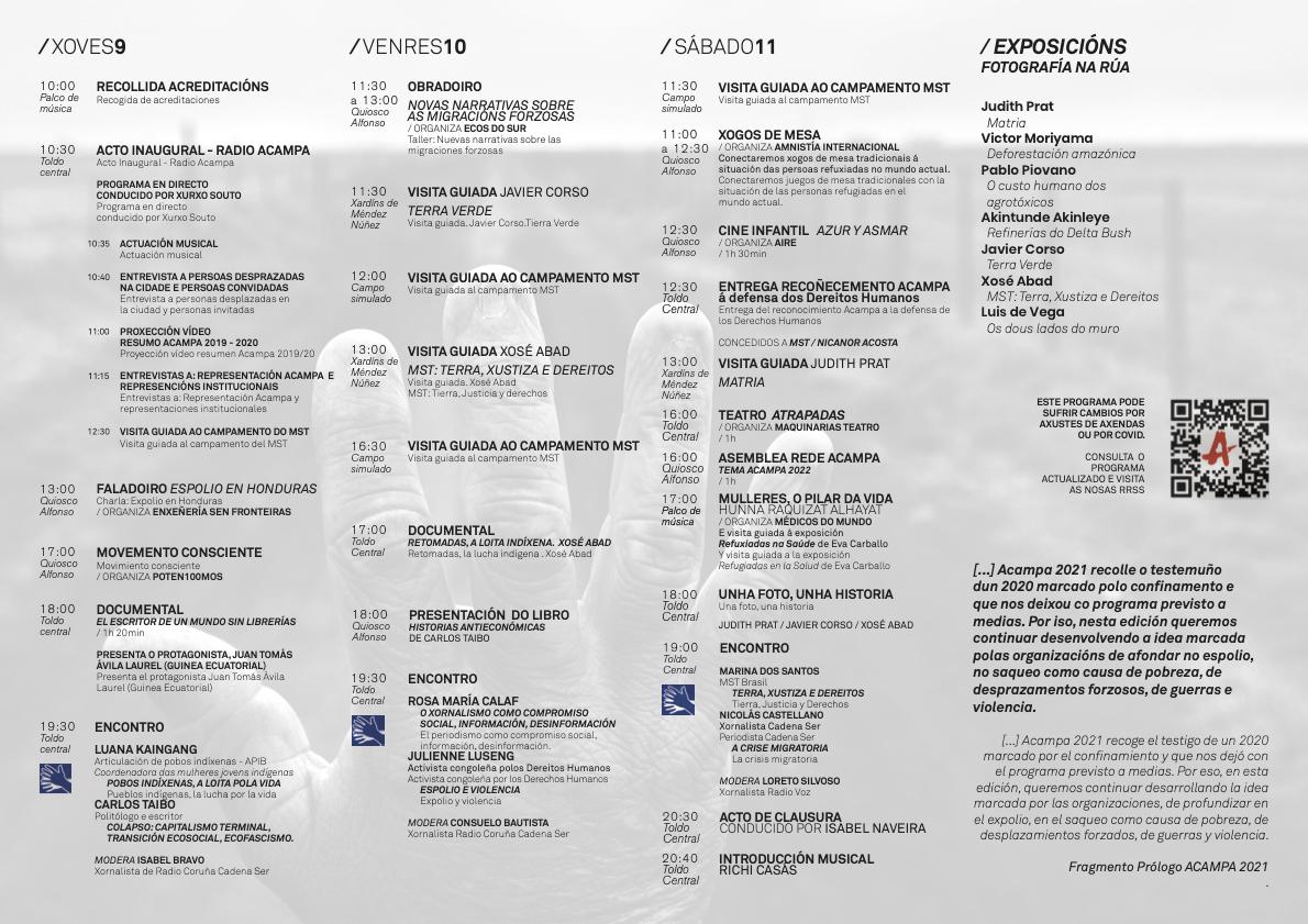 Programa Acampa 2021